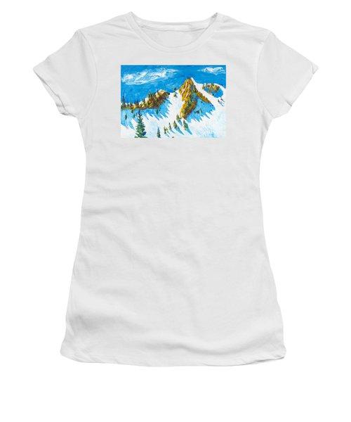 Lone Tree 1 Women's T-Shirt