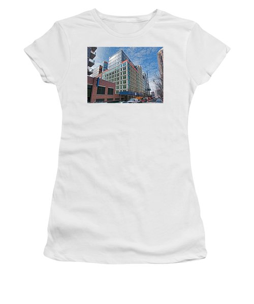 Looking West Women's T-Shirt (Athletic Fit)