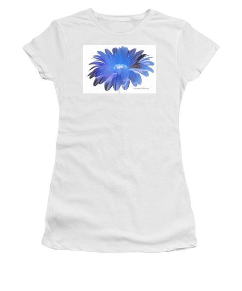 Women's T-Shirt (Junior Cut) featuring the digital art Love Is A Gift by Jeannie Rhode