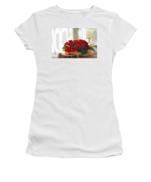 Love Message Women's T-Shirt