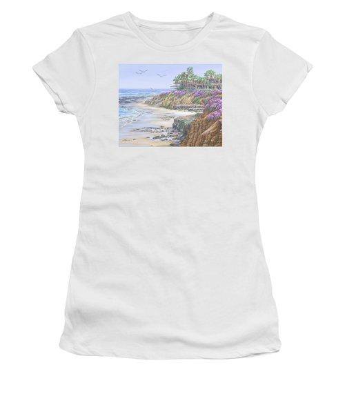 Low Tide Solana Beach Women's T-Shirt