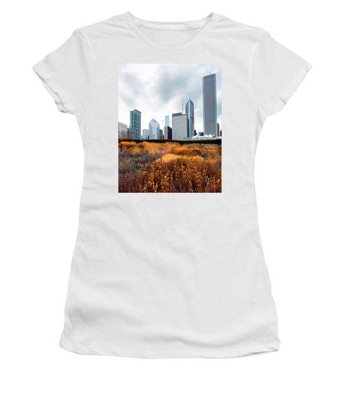 Lurie Gardens Winter Women's T-Shirt