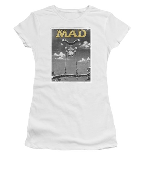 Mad - Swinger Women's T-Shirt (Athletic Fit)
