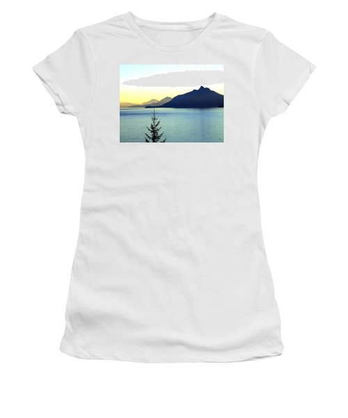 Magnificent Howe Sound Women's T-Shirt (Athletic Fit)