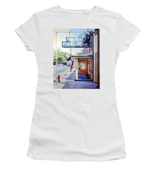 Main's Ice Cream Women's T-Shirt
