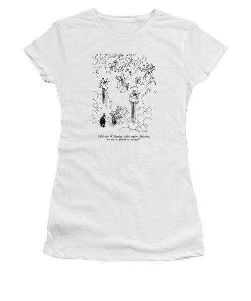Malcolm W. Dunlap Women's T-Shirt