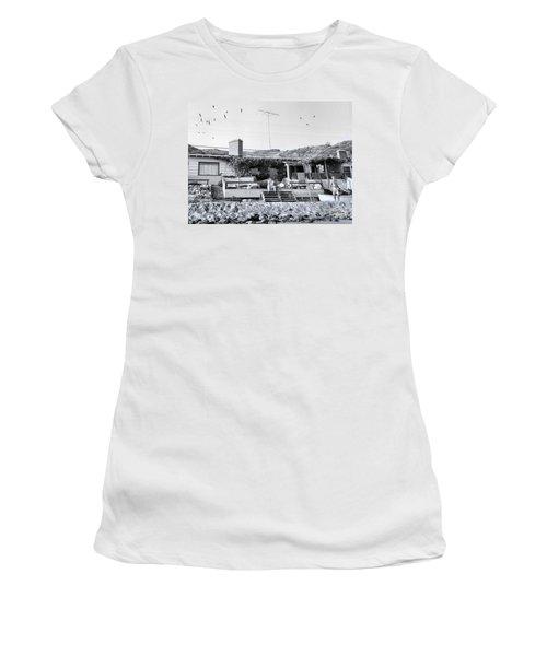 Malibu Beach House - 1960 Women's T-Shirt