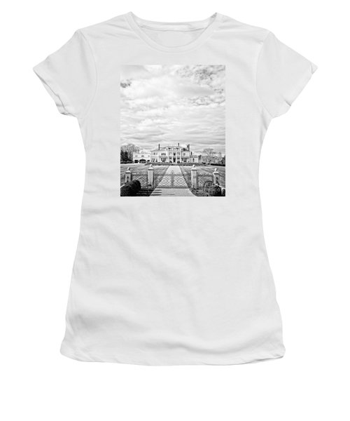 Mansion Rye New Hampshire Open Edition Women's T-Shirt
