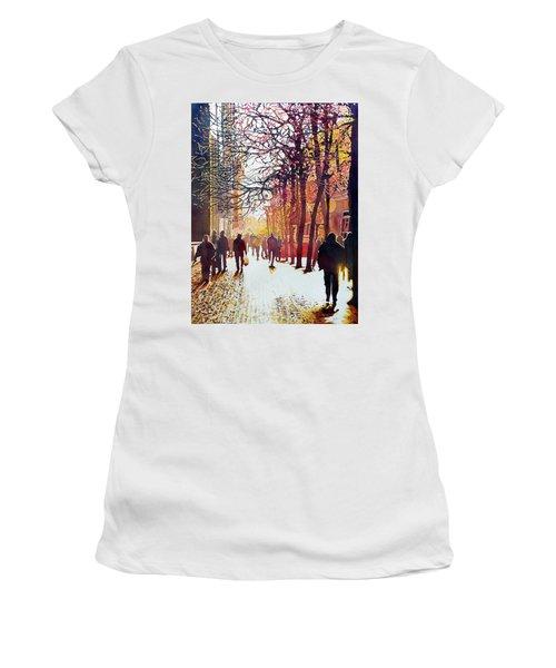 Market Street Women's T-Shirt