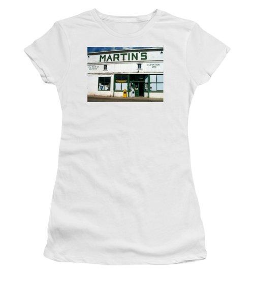 Martin's Women's T-Shirt