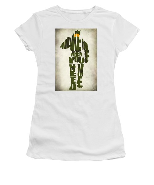 Master Chief Women's T-Shirt