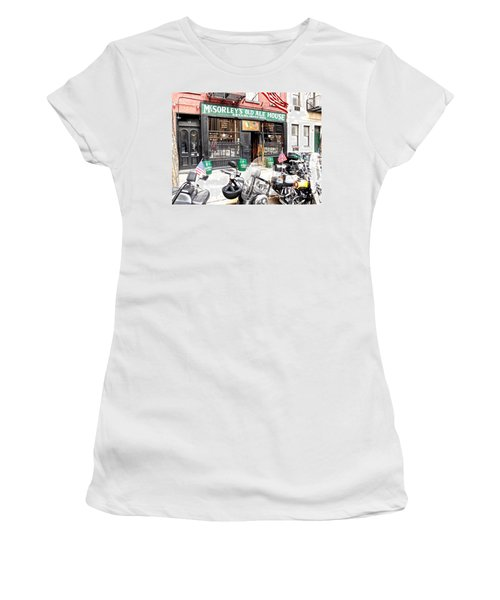 Mcsorley's Old Ale House Women's T-Shirt