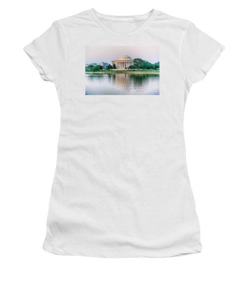 Memorial Sunset Women's T-Shirt