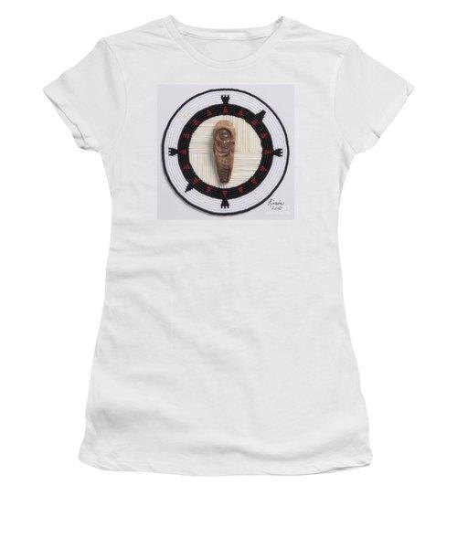 Mikinaak Cradleboard Women's T-Shirt