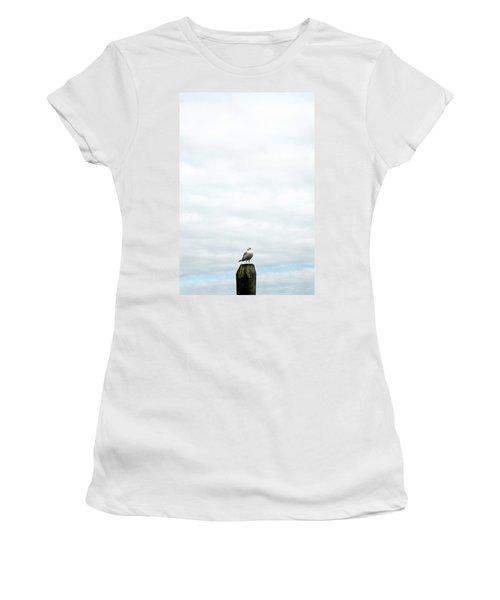 Mine Women's T-Shirt (Junior Cut) by Lon Casler Bixby