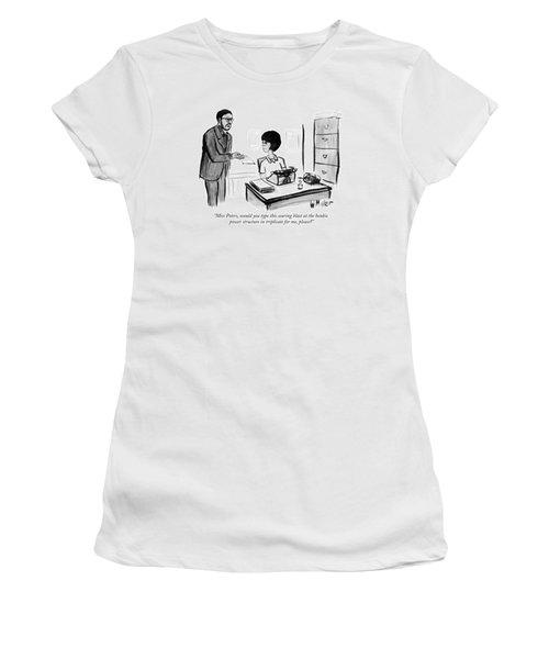 Miss Peters Women's T-Shirt
