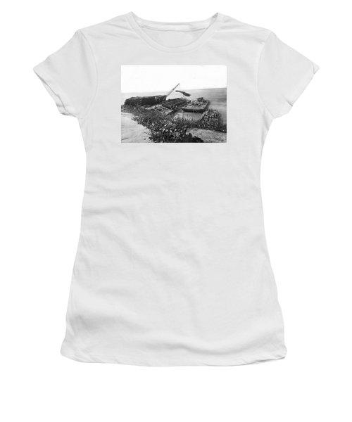 Mississippi Flood Control Women's T-Shirt