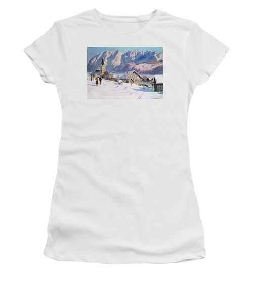 Mitterndorf In Austria Women's T-Shirt
