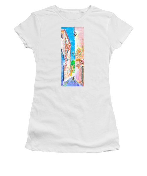 Morning Air  Women's T-Shirt