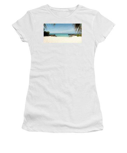 Morning Swim Women's T-Shirt (Athletic Fit)