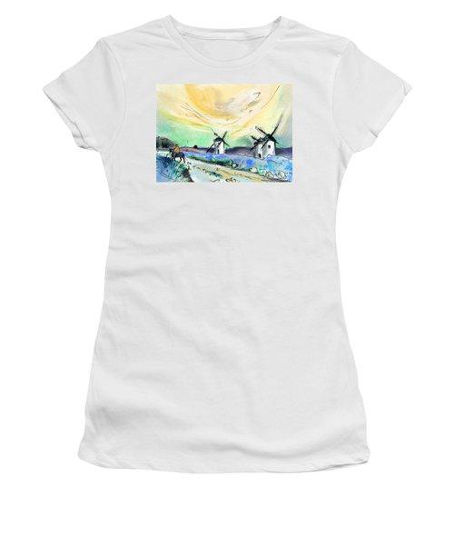 Mota Del Cuervo 07 Women's T-Shirt
