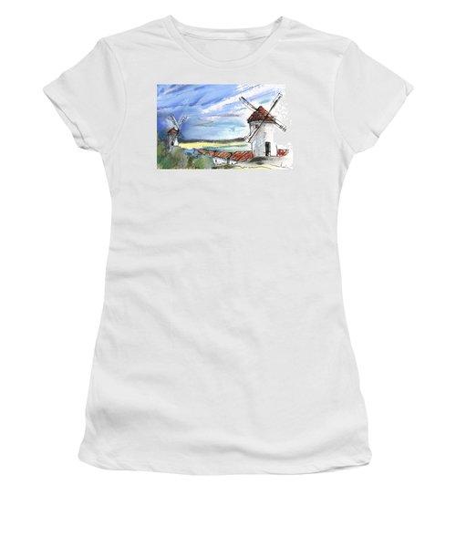 Mota Del Cuervo 09 Women's T-Shirt