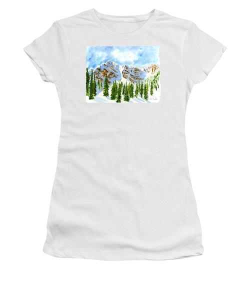 Mount Ogden Women's T-Shirt