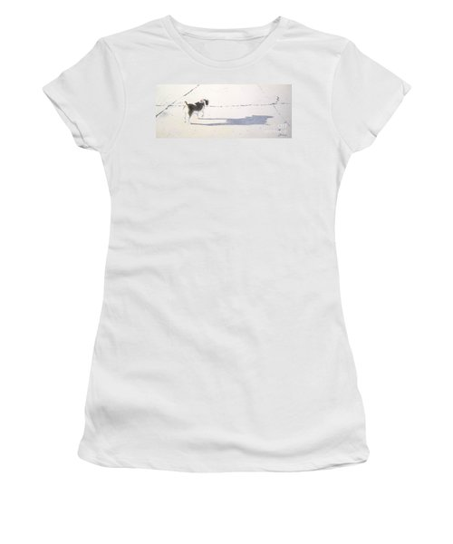 My Dog Women's T-Shirt (Athletic Fit)