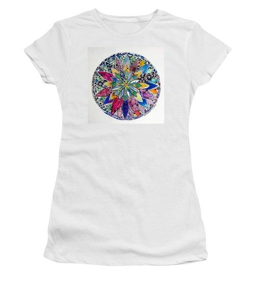 Spring Mandala Women's T-Shirt