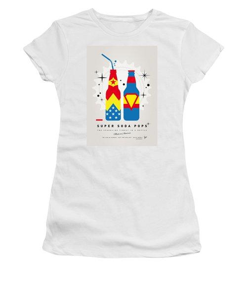 My Super Soda Pops No-06 Women's T-Shirt