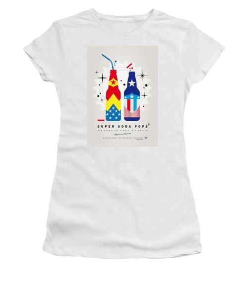 My Super Soda Pops No-24 Women's T-Shirt