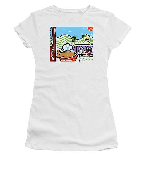 My Tuscany Dream 2 Women's T-Shirt