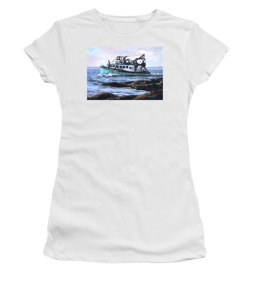 Mystique Lady Women's T-Shirt (Junior Cut) by Eileen Patten Oliver