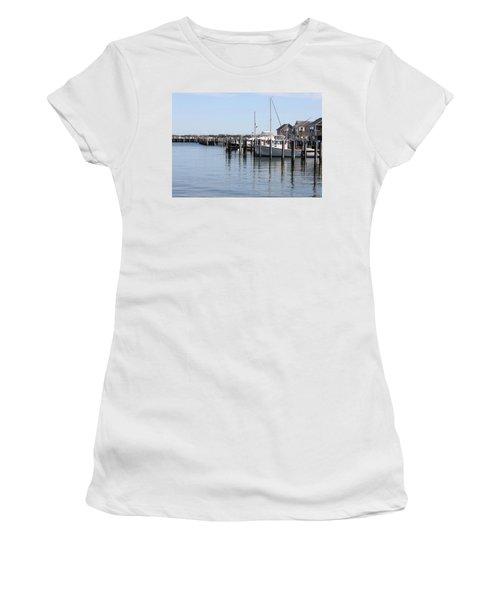 Nantucket Harbor Women's T-Shirt