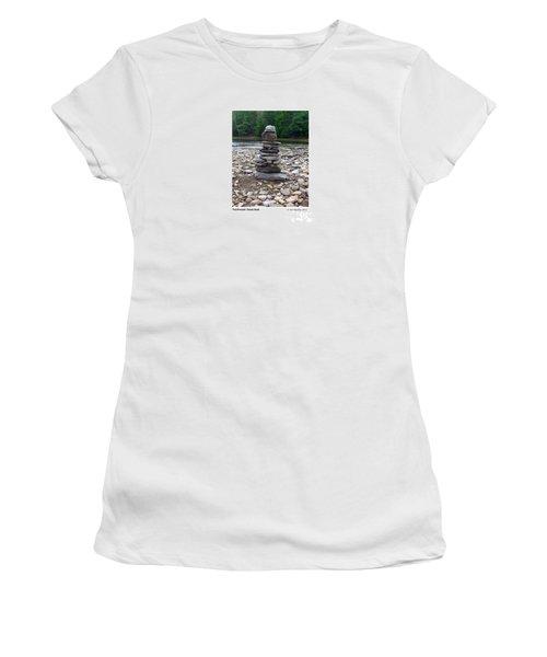 Nashwaak Inukshuk Women's T-Shirt