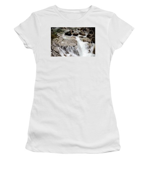 Backroad Waterfall Women's T-Shirt