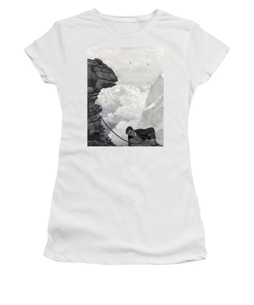 Nearly There Women's T-Shirt