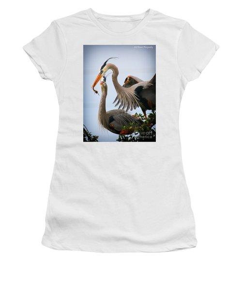 Nestbuilding Women's T-Shirt