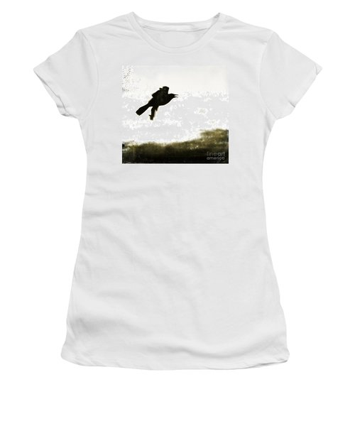 Nevermore Women's T-Shirt (Athletic Fit)