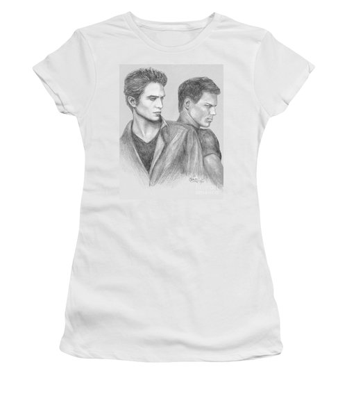 New Moon Women's T-Shirt (Athletic Fit)