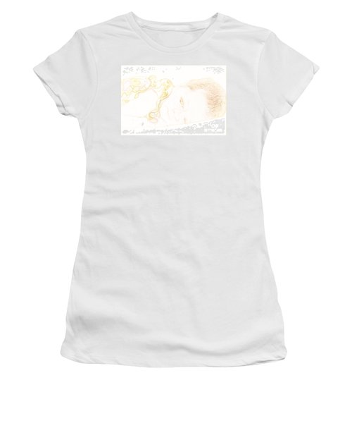 Baby Girl Too Women's T-Shirt (Athletic Fit)