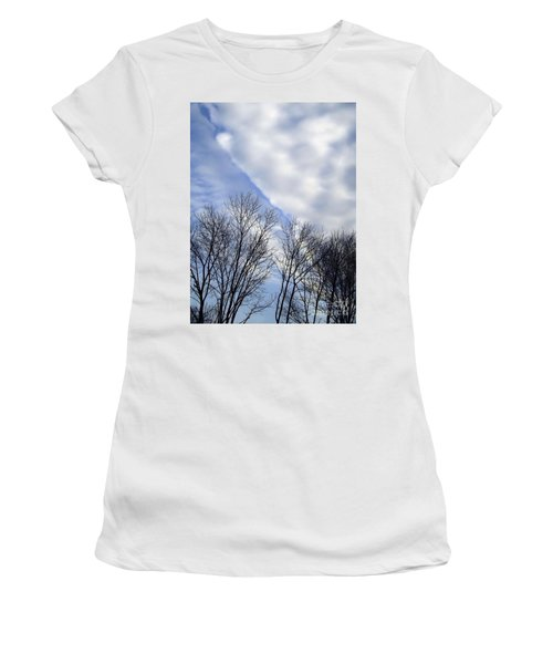 New Years Day Sunrise 2014 Women's T-Shirt