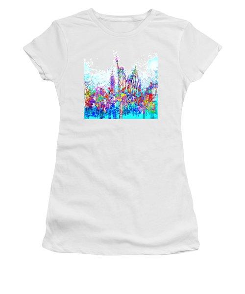 New York City Tribute 3 Women's T-Shirt