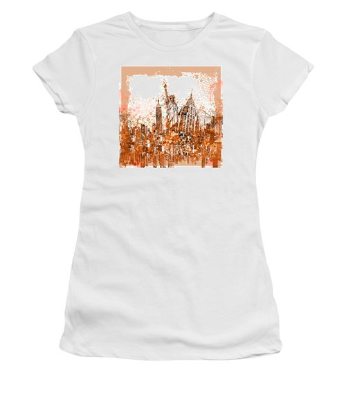 New York City Tribute 4 Women's T-Shirt