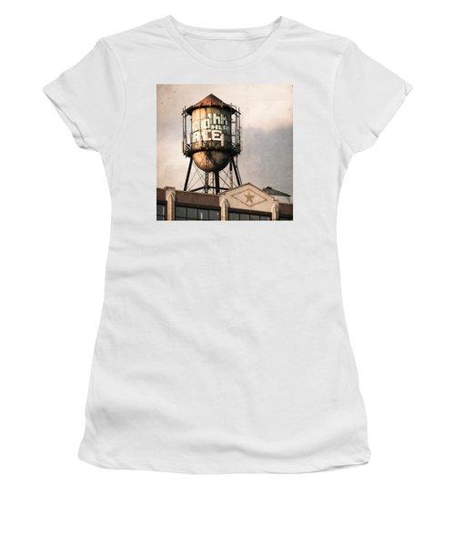 New York. Water Towers 6 Women's T-Shirt