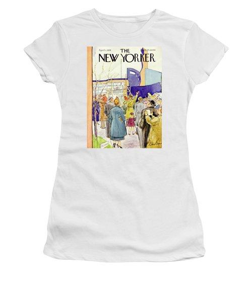 New Yorker April 1 1939 Women's T-Shirt