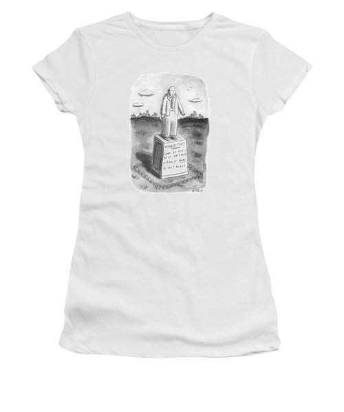 New Yorker April 29th, 1996 Women's T-Shirt