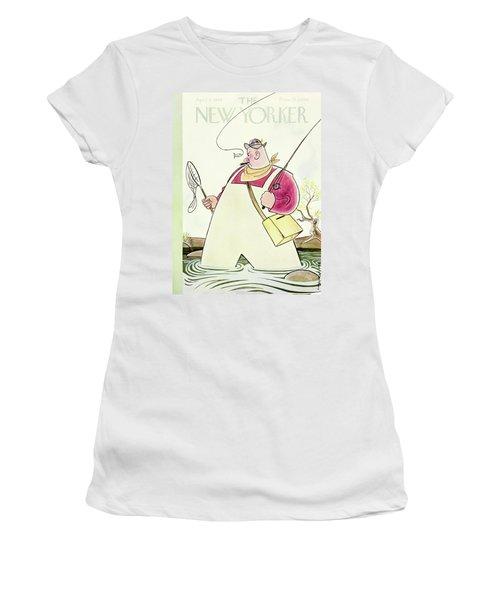 New Yorker April 6 1940 Women's T-Shirt