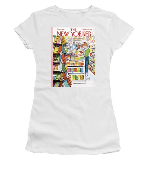 New Yorker August 11th, 1962 Women's T-Shirt