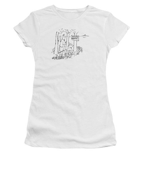 New Yorker August 13th, 1955 Women's T-Shirt